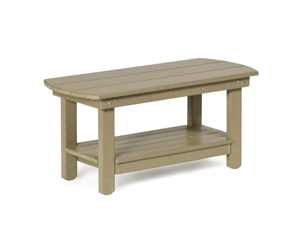 Poly Coffee Table In Pa And New Jersey Green Acres Outdoor Living