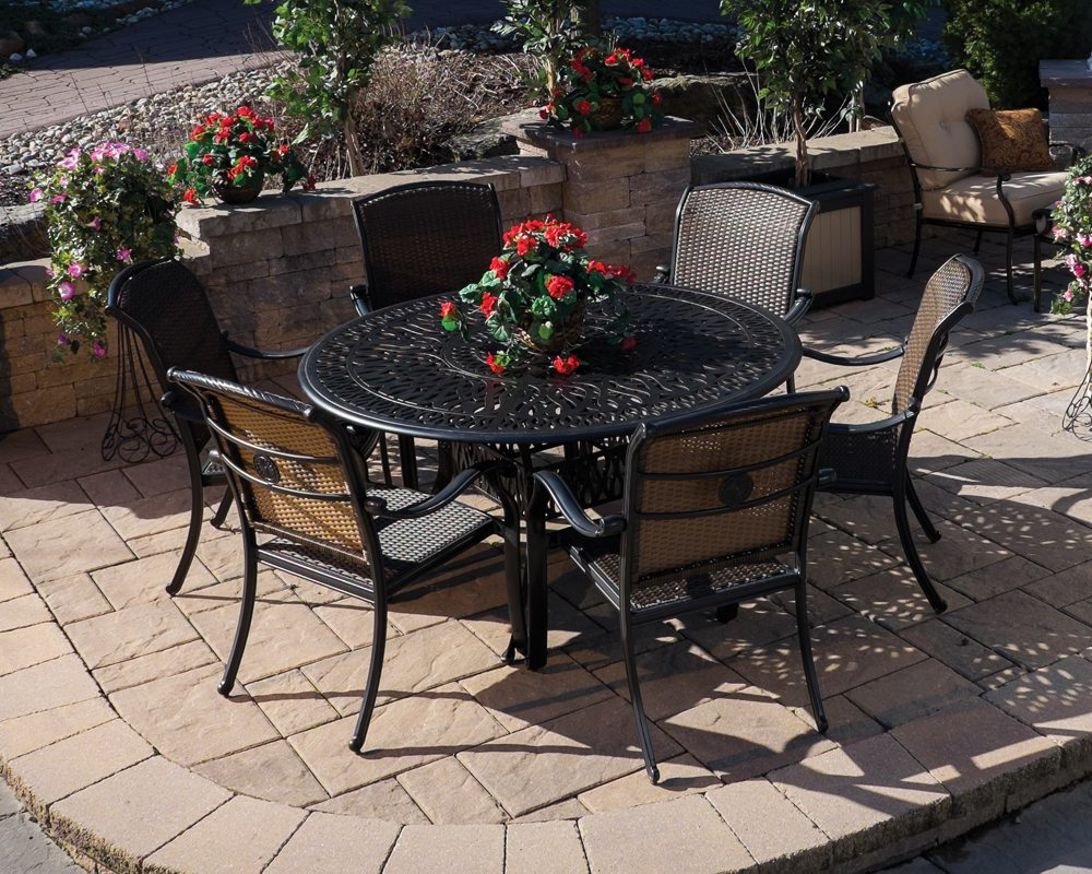 Outdoor Patio Dining Table Sets | Green Acres Outdoor Living