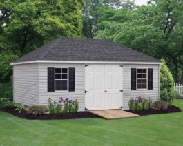 Provincial 12x20 Signature Storage Shed