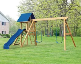 Wooden Swingset Ranger