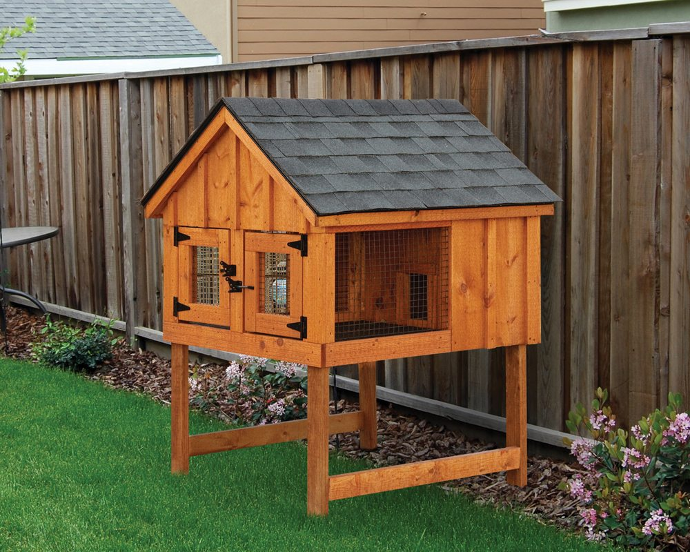 new hen wood storey hutch cage chicken big pin animal rabbit house coop hutches small