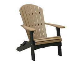 Berlin Gardens Comfo Back Adirondack Chair