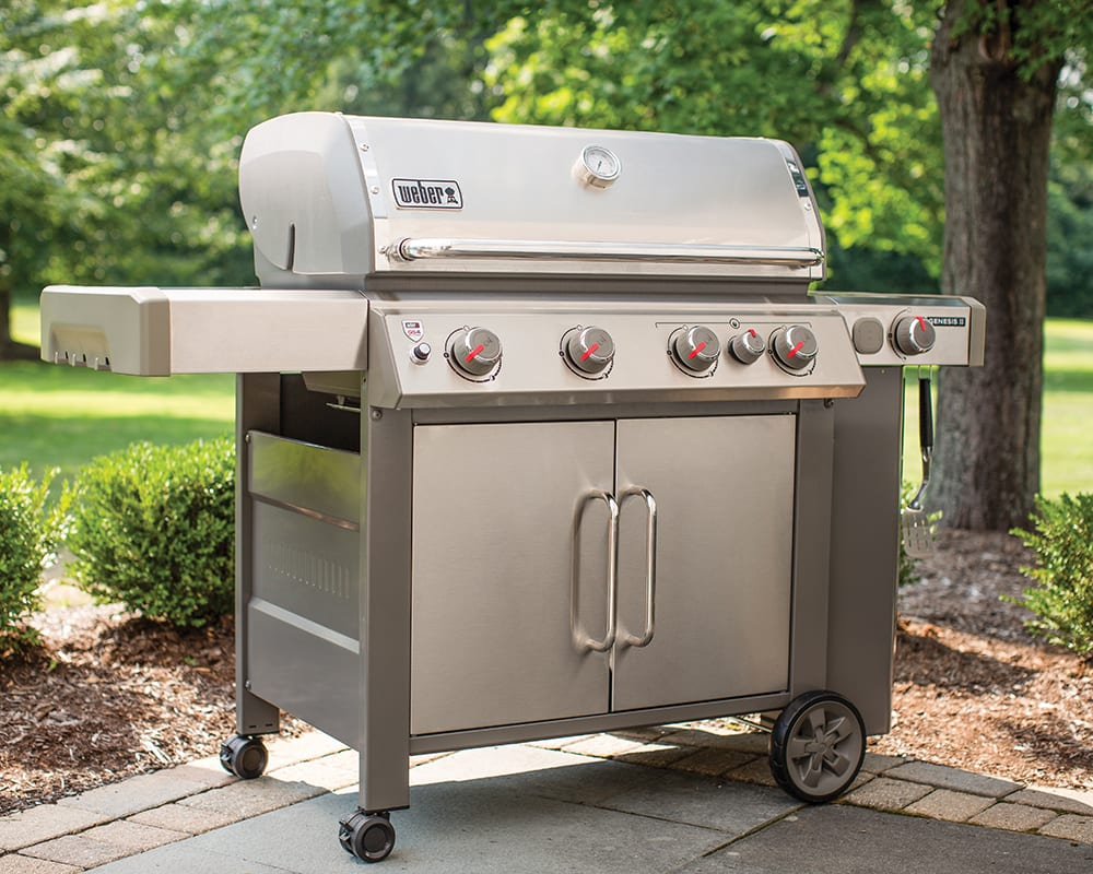 Genesis Ii S 435 Gas Grill Green Acres Outdoor Living