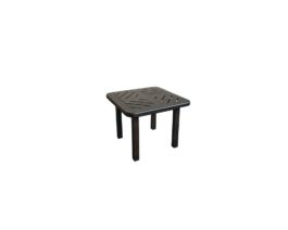 Black Trinidad end table.