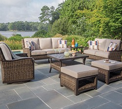aluminum lounge patio furniture.