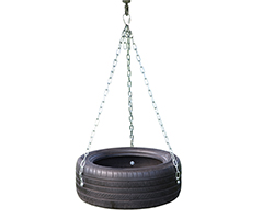 3 Chain Tire Swing.