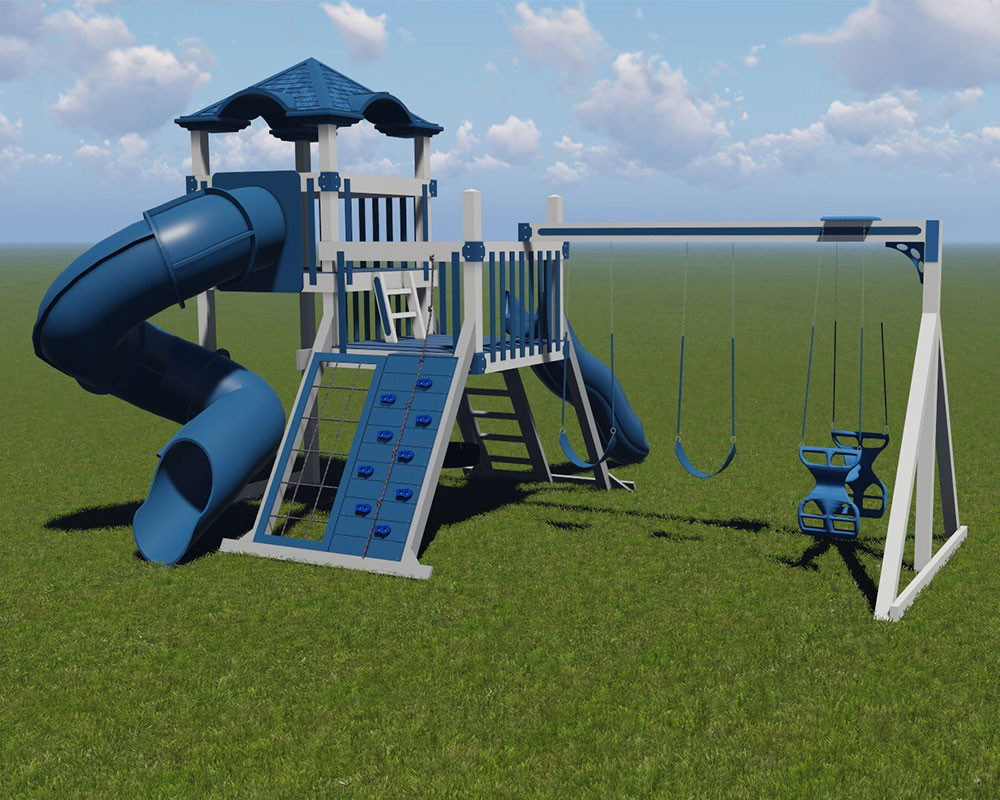 Concord Playset - Layout #4.