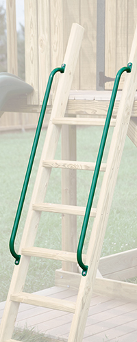 Step Ladder Handles.