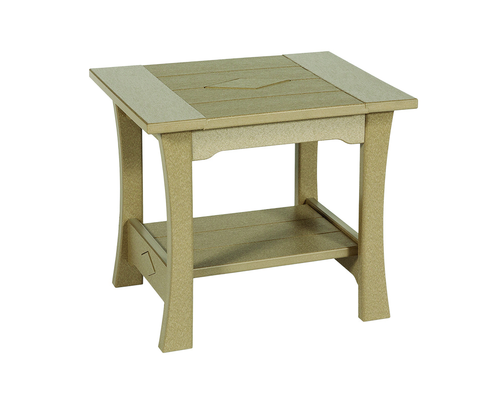Colonial Road MDS End Table