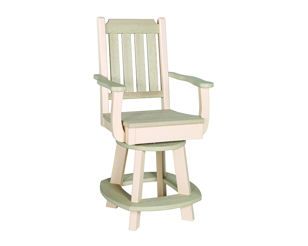 Windy Valley Keystone Counter Chair